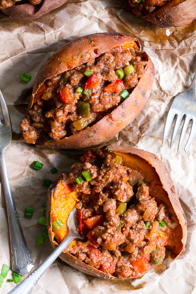 sloppy-joe-stuffed-sweet-potatoes-8