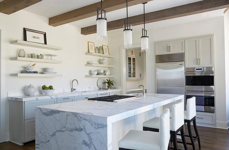 3-stacked-white-floating-kitchen-shelves